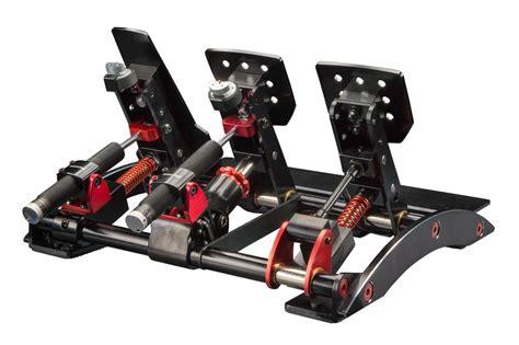 fanatec clubsport pedals  full details virtualrnet