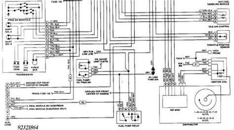 Gmc Fuel Pump Wiring Diagram