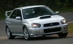2005 Subaru Impreza Sti Rs Wrx Service  U0026 Repair Manual