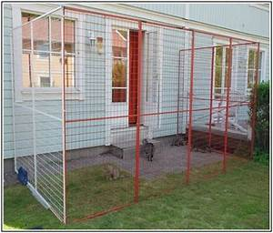 outdoor pet fence ideas pets on board With outside dog fence ideas