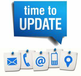 Annual Update of Personal Information   Business Affairs HR  Information