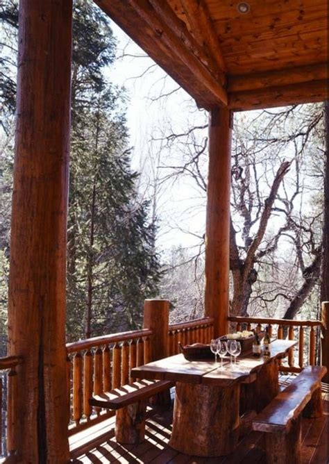outdoor table ls for porches 1000 images about cabin in the woods on pinterest cabin