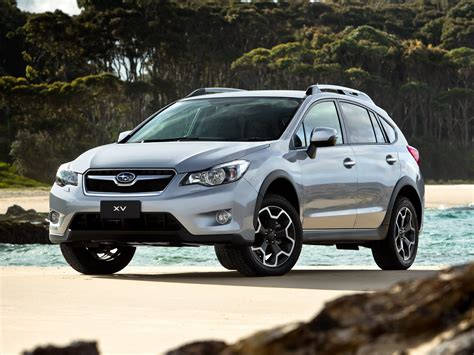 The model range is available in the following body types starting from the engine/transmission specs shown below. SUBARU XV - 2012, 2013, 2014, 2015, 2016 - autoevolution