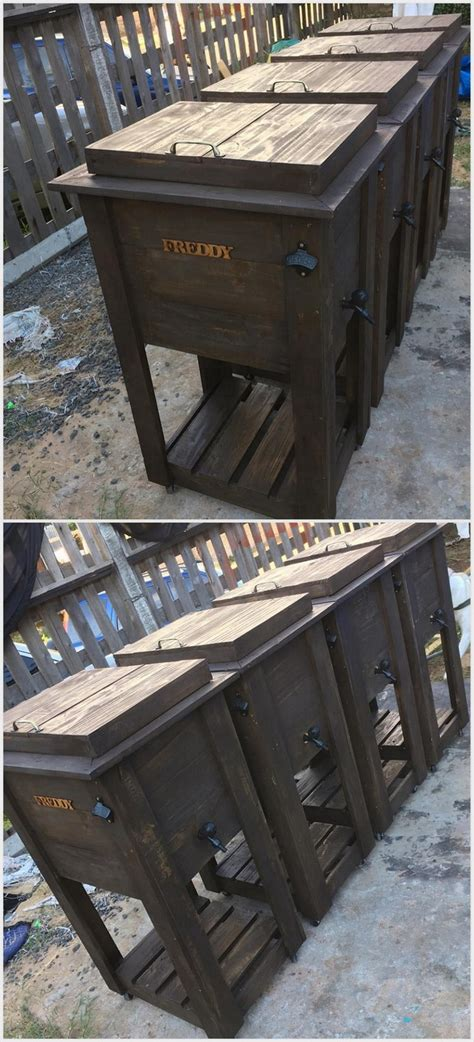 creative ways  give wood pallets  life pallet