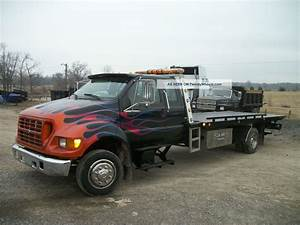 2000 Ford F650 Owners Manual