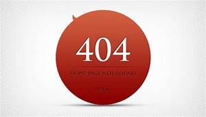 28 Free Html 404 Error Page Website Template