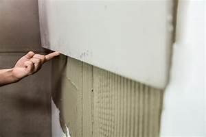 Putz In Betonoptik : wie man eine wand mit sichtbetonplatten belegen kann das portal f r heimwerker ~ Bigdaddyawards.com Haus und Dekorationen