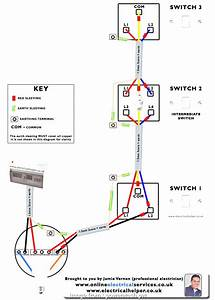 Double Light Switch Wiring Common Uk Best Typical Light