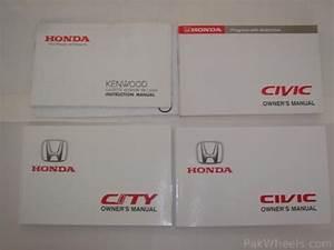 Honda Civic 2002 Owners Manual Pdf