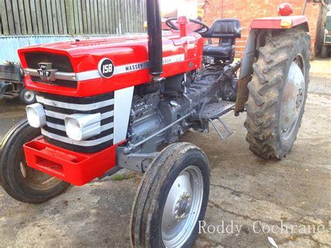 massey ferguson 158 massey ferguson 158 vintage tractors