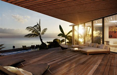Modern Beach House Design Comelite Architecture