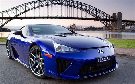 Lexus Lfa Full Hd Wallpaper And Background Image