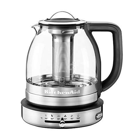 Buy Kitchenaid 5kek1322bss 15l Glass Tea Kettle