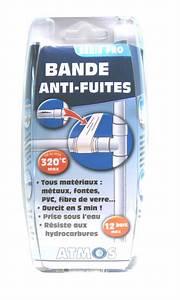 Pate Anti Fuite Plomberie : bande anti fuites le super pansement de la plomberie ~ Premium-room.com Idées de Décoration