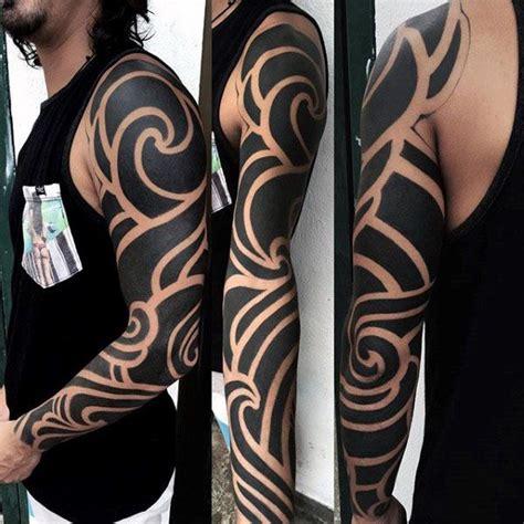 tribal arm tattoos ideas  pinterest tribal