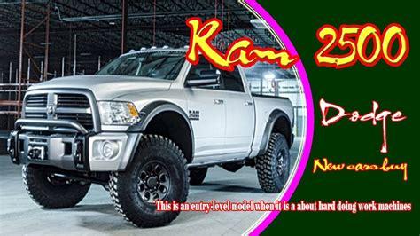 Dodge Diesel 2020 by 2020 Dodge Ram 2500 2020 Dodge Ram 2500 Diesel 2020