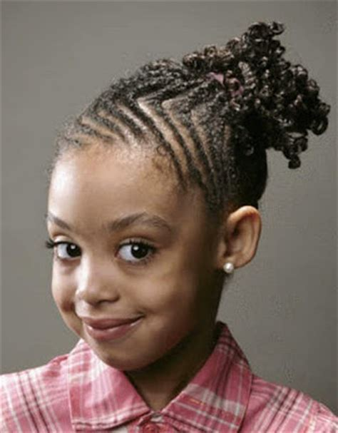 Cute Easy Hairstyles for Black Children (Hairstyles for