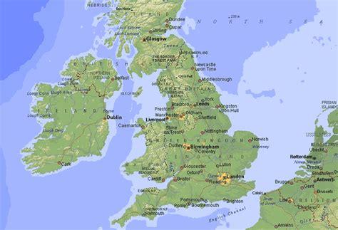 maps  england