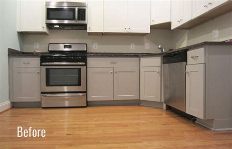 gray kitchen floors with oak cabinets new quot grayown quot floors in da house house big city
