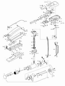 Minn Kota Maxxum 74 Hand Control  42 Inch  Parts