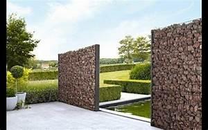 Mur De Cloture En Gabion : gabions mur en pierre cl tures betafence mur en pierre ~ Edinachiropracticcenter.com Idées de Décoration