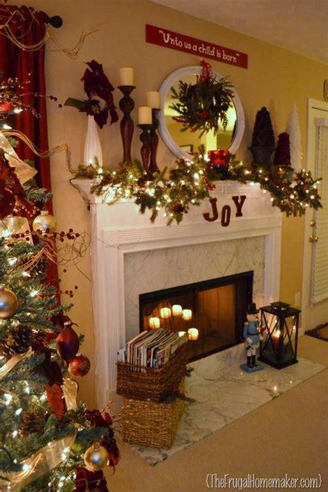 mantle ideas  christmas christmas mantel