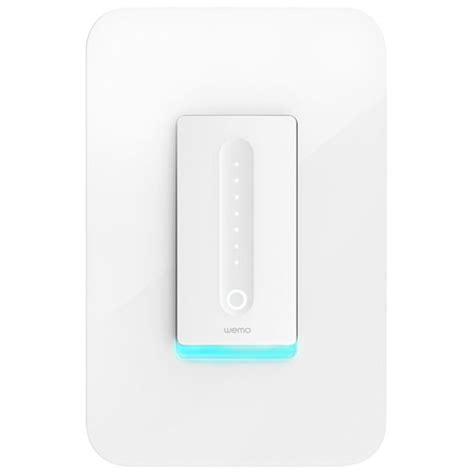 belkin wemo light switch belkin wemo dimmer light switch f7c059fc smart