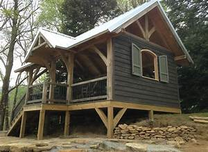 Timber Frame Outbuildings - Carports, Outdoor Kitchens & More