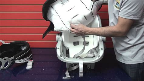 Cleaning Car Seat Part 1
