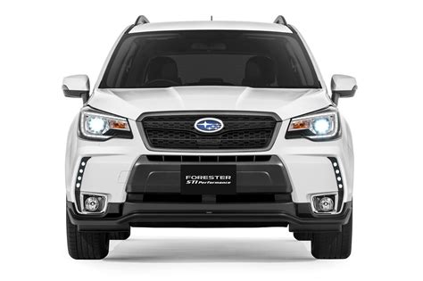 Forester Performance by Subaru Forester 2 0 Sti Performance Now Available In