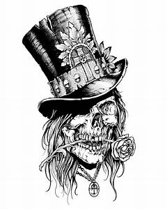 top hat-2 | Affliction | Pinterest | Tattoo, Tatting and ...
