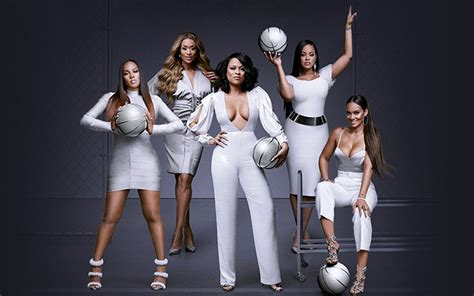 tv series basketball wives  set    comeback