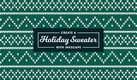 Download 12,510 christmas sweater free vectors. Create A Vector Christmas Sweater Pattern with Inkscape ...