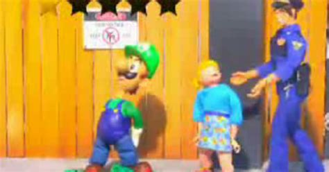 Grand Theft Mario, Care Of Robot Chicken