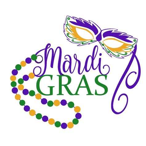 fat tuesday mardi gras celebration canvas