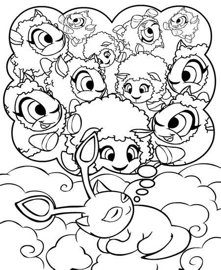 Neopets Kleurplaten by N 24 Coloring Pages Of Neopets Faerieland