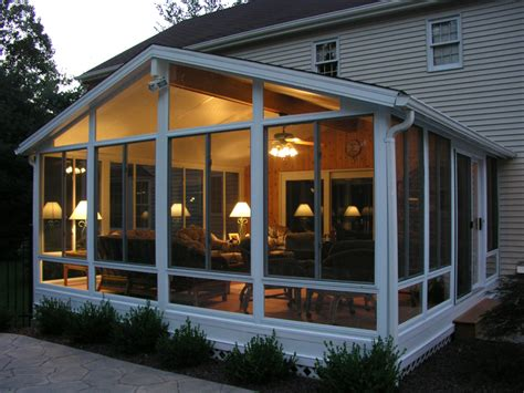 How Much To Add A Sunroom To My House by Sunroom Additions