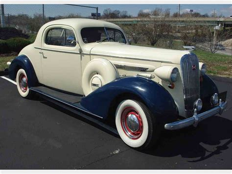 1936 Buick Century 'three-window' Sport Coupe For Sale