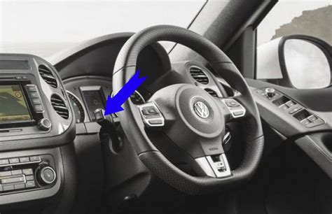 vw tiguan  cruise control supply fit