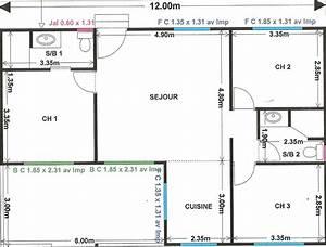 moorea tahiti maisons meublees direct proprietaire With awesome plan maison entree sud 5 plan de maison bartavelle
