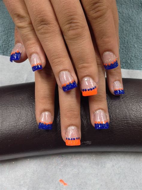 denver broncos nail designs denver broncos nail search nail