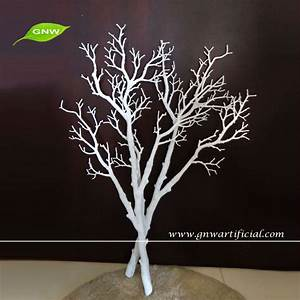 WTR018 GNW Artificial Decorative Branches white color for