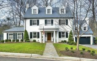 tudor federal bungalows taking stock of dc s - Tudor Homes Interior Design