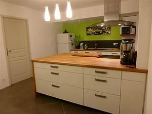 Cuisine équipée Bois : la cuisine pour commencer blog des cuisines aviva ~ Premium-room.com Idées de Décoration