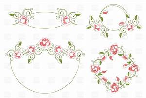 19 Floral Wedding Vector Images - Free Flower Vector ...