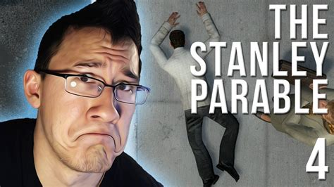 death  stanley  stanley parable  youtube
