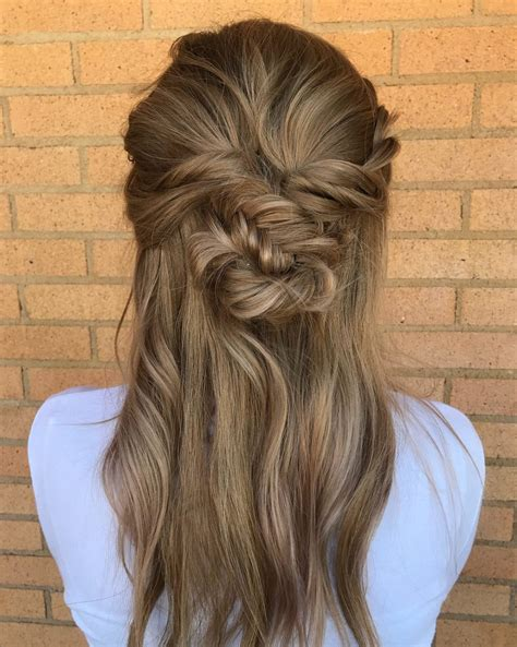 23 cute prom hairstyles for 2019 updos braids half ups down dos