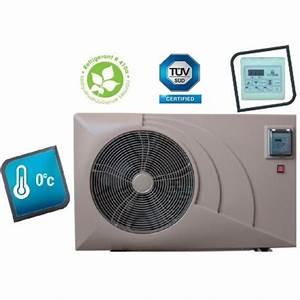 Chauffage Pompe A Chaleur : pac chauffage piscine 20 90 m3 vente en ligne ~ Premium-room.com Idées de Décoration