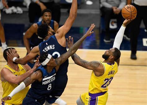 LA Lakers 112-104 Minnesota Timberwolves: Twitter reacts ...
