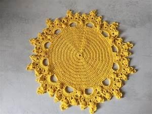 Set De Table Au Crochet : tuto set de table au crochet youtube ~ Melissatoandfro.com Idées de Décoration
